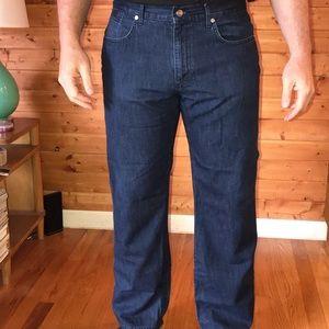 $295 Authentic Z Zegna classic fit jeans 36x29